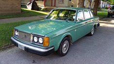 1979 Volvo 244 DL
