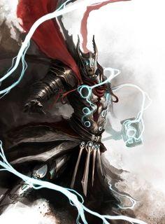 Medieval Avengers - Thor