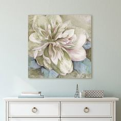 Shop for Portfolio Canvas Decor Savannah II Grey by Sandy Doonan Wrapped Canvas Wall Art. Get free delivery On EVERYTHING* Overstock - Your Online Art Gallery Store! Damask Stencil, Acrylic Painting For Beginners, Modern Art Paintings, Texture Painting, Flower Art, Wrapped Canvas, Canvas Wall Art, Art Prints, Canvas Size