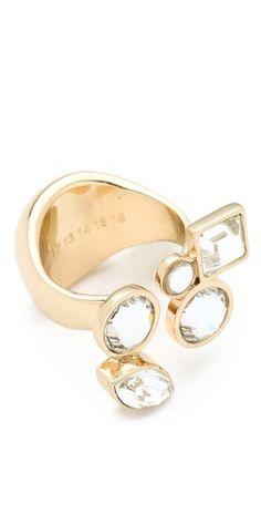 Maison Martin Margiela Palms of Jewels #ring