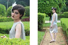Ensaio Melindrosa + Madame Vintage - Na Garupa da Vespa  #flappergirl #vintagegirl #vintagephotoshoot #20'sphotoshoot