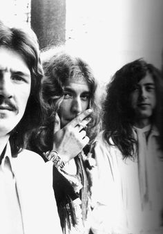 Led Zeppelin....so love this picture