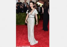 "Met Ball Gala May 2015 ""Chinese influence in fashion""…."