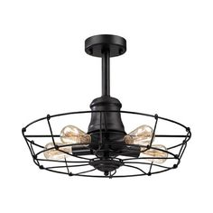 You'll love the Elk Lighting Glendora 5 Light Semi Flush Mount at Wayfair Supply - Great Deals on all Lighting  products with Free Shipping on most stuff, even the big stuff.