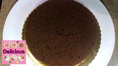 Homemade Chocolate Sponge Cake Dough Recipe - How to make chocolate Spon. How To Make Chocolate, Homemade Chocolate, Chocolate Sponge Cake, Dough Recipe, Cake Recipes, Ethnic Recipes, Desserts, Food, Dump Cake Recipes