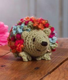 Harper Hedgehog crochet free pattern