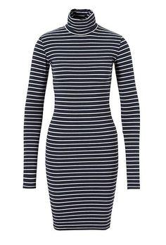 #dress #streep #jurk #coll #stripes #damesmode #fashion #minimum #wehkamp
