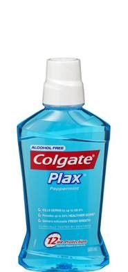 Colgate Plax Peppermint Mouthwash Buy Online at Best Price in India: BigChemist.com