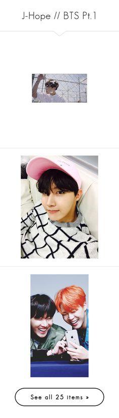 """""""J-Hope // BTS Pt.1"""" by agent-smoak ❤ liked on Polyvore featuring kpop, bts, BangtanBoys, bangtan, Jhope, jhope, hoseok, bts - jhope, hobi and people"""