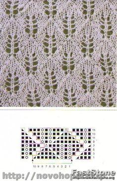 Lace Knitting, Knitting Stitches, Knit Crochet, Knitting Patterns, Crochet Patterns, Tatting, Stitch Patterns, Free Pattern, Diy