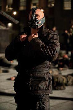 Tom Hardy Bane Dark Knight Rises