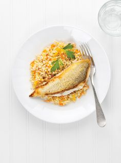 Ricardo& recipe : Quinoa with Root Vegetables Couscous Rice, Vegetable Recipes, Vegetarian Recipes, Unique Recipes, Ethnic Recipes, Ricardo Recipe, Root Vegetables, Gluten Free Chicken, Food Categories