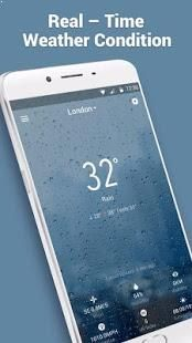 With it, you can get clock and weather information conveniently.