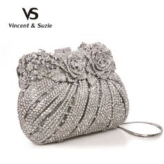Cheap handbag dust bag, Buy Quality bag store directly from China bags and handbags Suppliers:               Add a bit of glam and shine to your evening with this delicate decorated evening clutch handbag. Its ruche