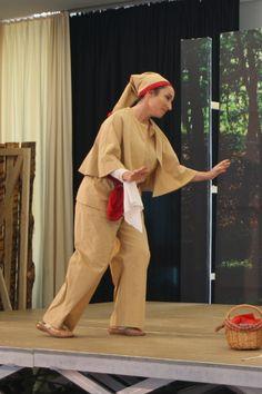 Kostüm Sandmännchen, Oper Hänsel und Gretel