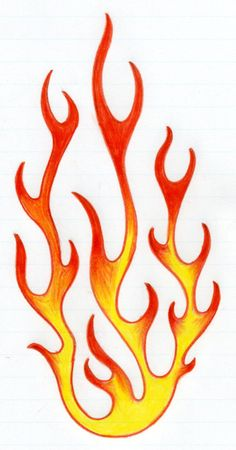 How To Draw Flames Drawing Flames, Fire Drawing, Stencil Painting, Car Painting, Skateboard Cake, Painted Skateboard, Baseball Drawings, Flame Tattoos, Flame Art