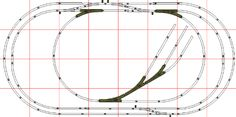 Four Classic Oval HO Layouts