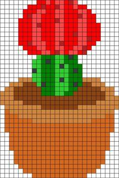 ETAMİN KANEVİÇE panonuz için bazı yeni Pinler bulduk Cactus Cross Stitch, Cross Stitch Tree, Cross Stitching, Cross Stitch Embroidery, Embroidery Patterns, Hama Beads Patterns, Beading Patterns Free, Perler Bead Art, Perler Beads