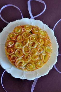 Apple Rose Pie, Mousse Au Chocolat Torte, Galette Recipe, Kinds Of Desserts, Sweet Cakes, Sweet And Salty, Pampered Chef, Yummy Cakes, Cake Decorating