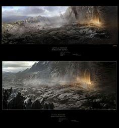 ArtStation - The Hobbit, Chino Rino Visual Lab
