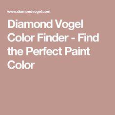 diamond vogel color finder find the perfect paint color