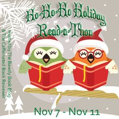 Welcome to the Ho-Ho-Ho Read-a-thon - Caffeinated Book Reviewer