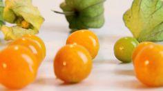 ¿Sabías que a la uchuva se la conoce como la fruta del amor? Te contamos el por qué. - Saludable.Guru