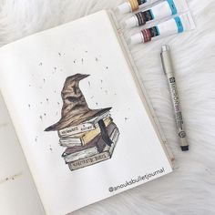 Raise your hand if you are obsessed with both Harry Potter and Bullet Journals? Read this for the best Harry Potter Bullet Journal Layout and Spread ideas! potter drawing 27 Magical Harry Potter Bullet Journal Layout And Spread Ideas Bullet Journal 2020, Bullet Journal Notebook, Bullet Journal Aesthetic, Bullet Journal Themes, Bullet Journal Layout, Bullet Journal Inspiration, Book Journal, Bullet Journals, Journal Ideas