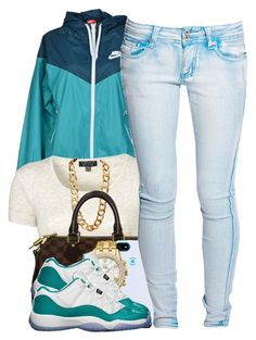 """72315"" by polyvoreitems5 ❤ liked on Polyvore featuring NIKE, Topshop, Coach, Louis Vuitton, Speck, Boohoo, Seiko and Retrò"