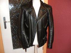 hein gericke dakar 3 4 length leather jacket the best. Black Bedroom Furniture Sets. Home Design Ideas