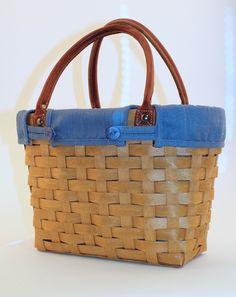 How to redo the Longaberger basket liner!