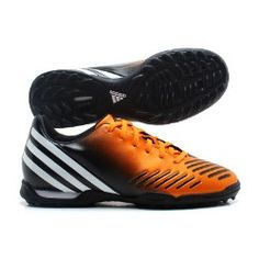 Predator Absolado LZ Lethal Zone TRX TF Kids Football Trainers Bright Gold/Running White