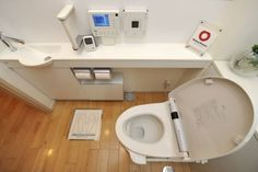 Super high-tech: Japan's most state-of-the-art toilets offer everything from seat warming and bidet functions to motion sensors, variable jet strengths and powerful deodorisers. — AFP