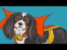 Chuyện cho Bé câu chuyện về Chó Nhà và Chó Sói