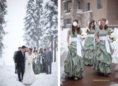 Winter Tahoe Wedding #Ritz Carlton Lake Tahoe