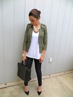 Cute Blazer Outfits Ideas For Women 12