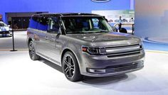 2019 Ford Flex is one of the few luxury vehicles from Ford for two years is in the center of sales outstanding. American market by offering Flex will determine Ford Flex Interior, Large Suv, New Nissan, Honda Jazz, 2019 Ford, Ford 2016, Ford News, First Drive