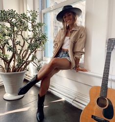 Country Outfits, Boho Outfits, Fall Outfits, Summer Outfits, Casual Outfits, Cute Outfits, Fashion Outfits, Fashion Tips, Fashion Hair