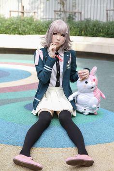 Snuggle (Nha) Chiaki Nanami Cosplay Photo - WorldCosplay