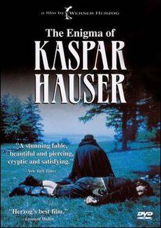"""""""The Enigma of Kaspar Hauser""""  dir. Werner Herzog"""