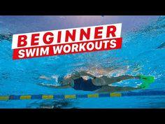 3 Swim Workouts For Beginners - MySwimPro
