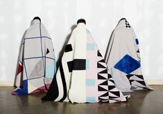 <p>Studio Proba and Aelfie collaborated on a a limited edition of rugs, pillows and prints and we are a big fan. The collection includes fun textures, bold geometric patterns, and exciting color palet