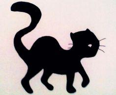 Black cat Pen 2015