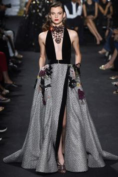 Elie Saab PFW Autumn/Winter 2016-17 Couture
