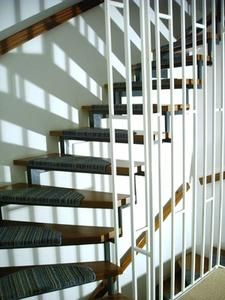 Ideas For Stair Coverings   Ehow