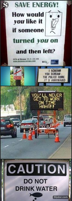 You Won't Stop Laughing! 15 most Hilarious Signboards #funnypics #funnysigns #billboards #slydor