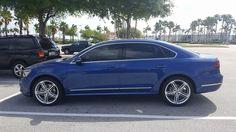 Picked up Saturday 17 SE w/tech #Volkswagen #VW #golf #cartweet #PKW #cars #Passat #beetle #polo #car