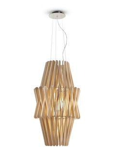 Big Double Stick Hanging Lamp
