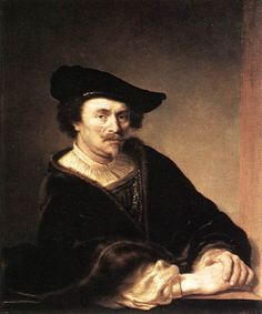 Ferdinand Bol - Portrait of a Man