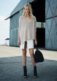 Allsaints is brightening up for spring, and we totally dig it